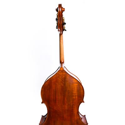 Cosimo Fischetti Double Bass, Back