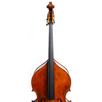 Cosimo Fischetti Double Bass, Front