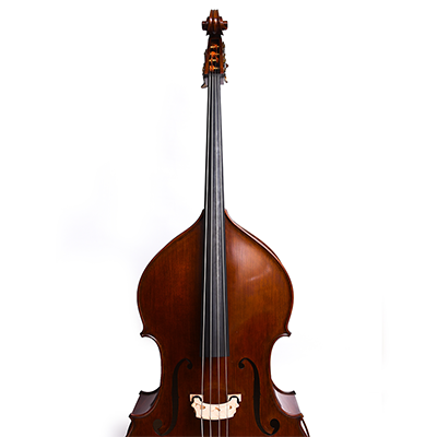 Guido Mariotto Double Bass 2018, Front