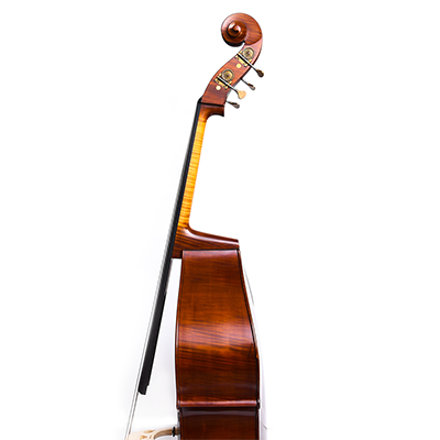 Guido Mariotto Double Bass 2018, Side