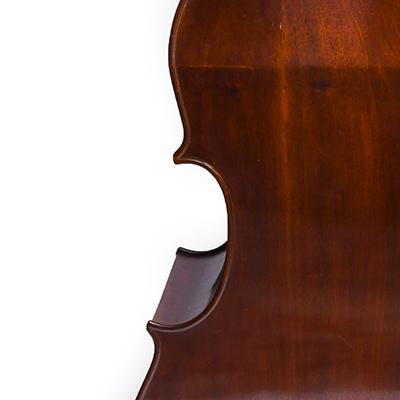 Guido Mariotto Double Bass, Back