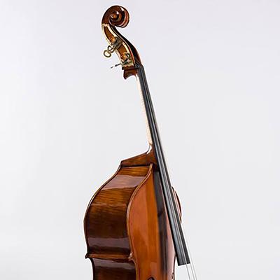 Roberto Salvianti Double Bass 2018, Front